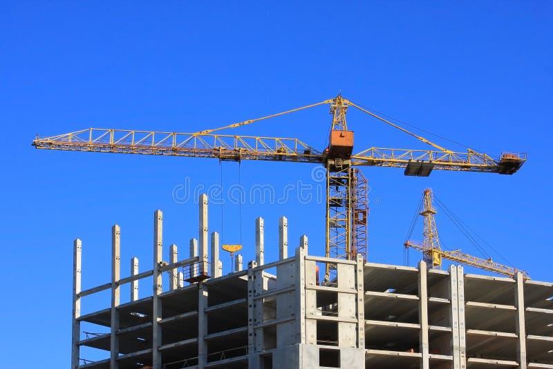 Download Nicht Abgeschlossenes Gebäude Stockfoto - Bild von lichtstrahlen, wohnung: 12201312