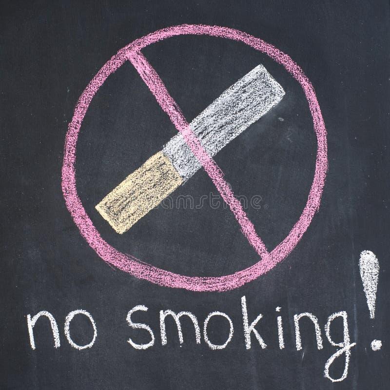 Nichtraucher! lizenzfreie stockbilder