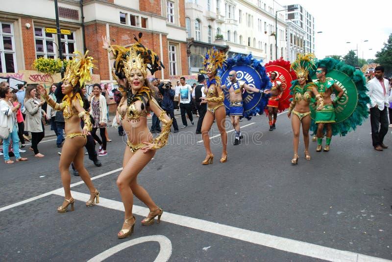 Nichts Hügel-Karneval lizenzfreie stockbilder