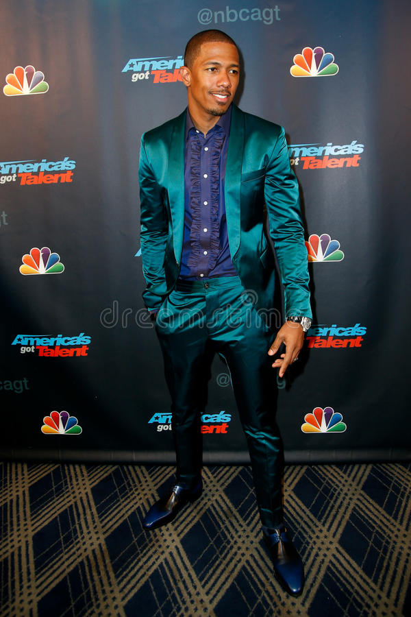 Download Nick Cannon editorial image. Image of television, post - 43352105