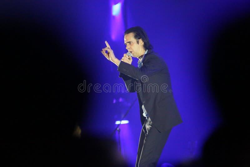 Nick Cave photos stock