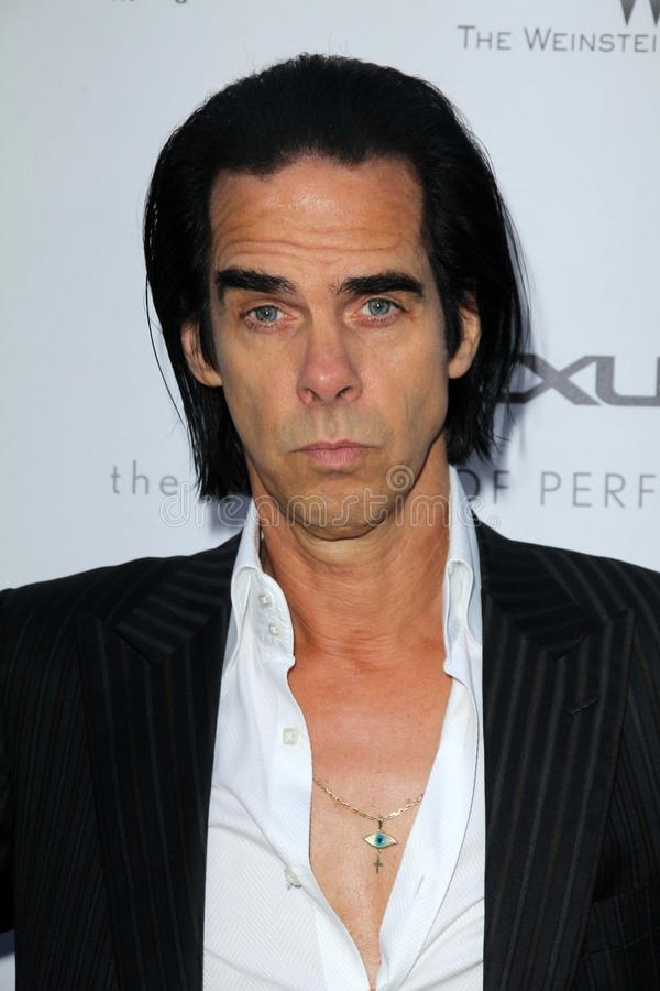 Nick Cave. At the 'Lawless' Los Angeles Premiere, Arclight, Hollywood, CA 08-22-12 stock photos