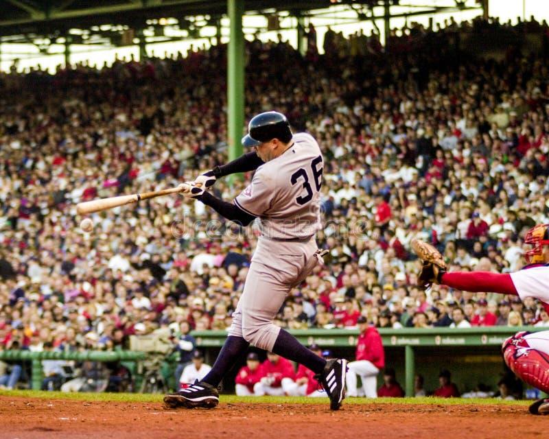 Nick Johnson, New York Yankees. New York Yankees 1B, Nick Johnson #36. (Image taken from color slide stock images