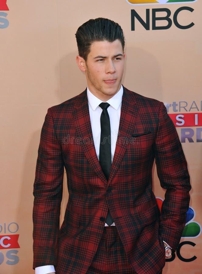 Nick Jonas photos stock