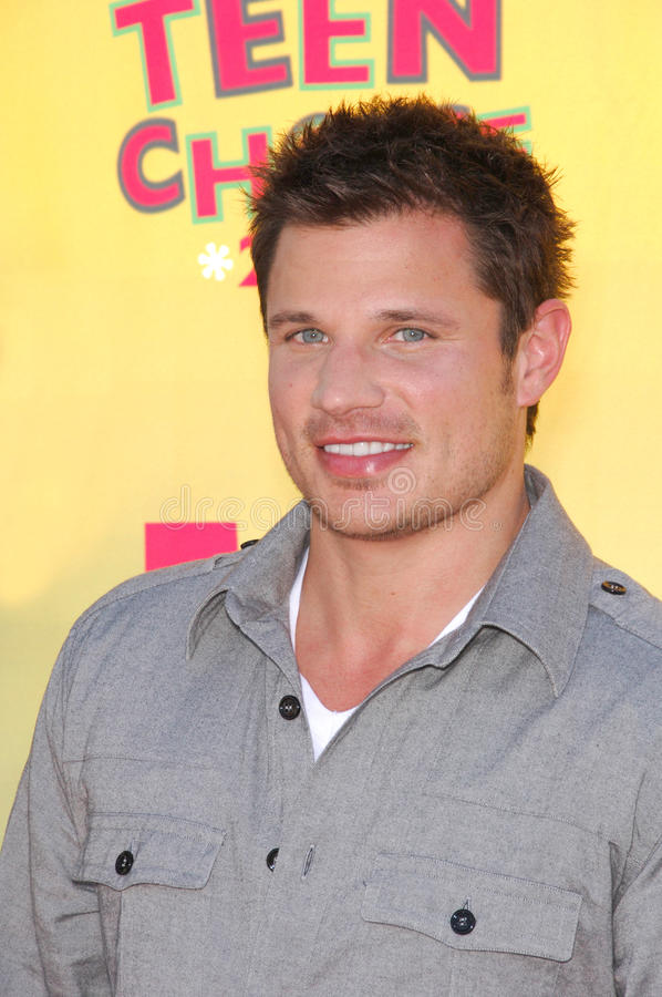 Nick Lachey. Singer NICK LACHEY at the 2006 Teen Choice Awards at Universal City, Hollywood 20AUG2006 Los Angeles, CA 2006 Paul Smith / Featureflash stock images