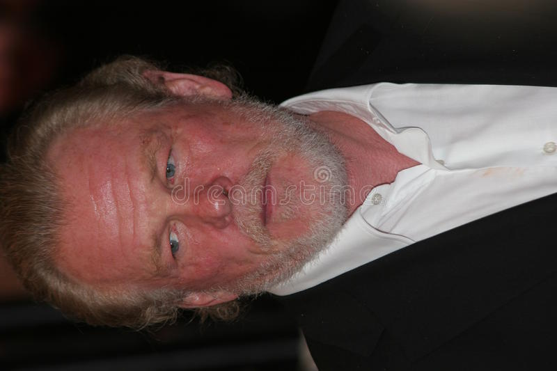 Nick Nolte. CANNES, FRANCE - MAY 20: Actor Nick Nolte attends the 'Changeling' Premiere at the Palais des Festivals during the 61st Cannes International Film stock photos