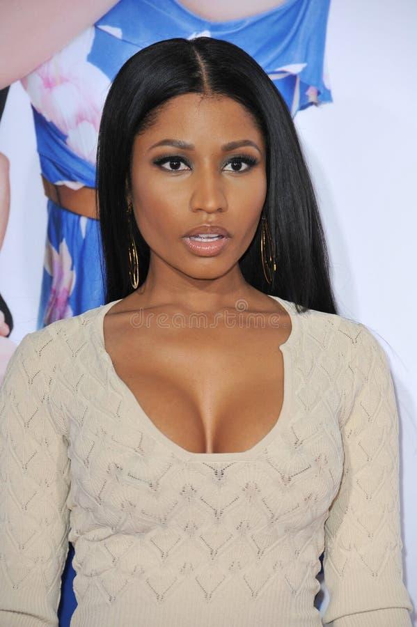 Nicki Minaj imagens de stock