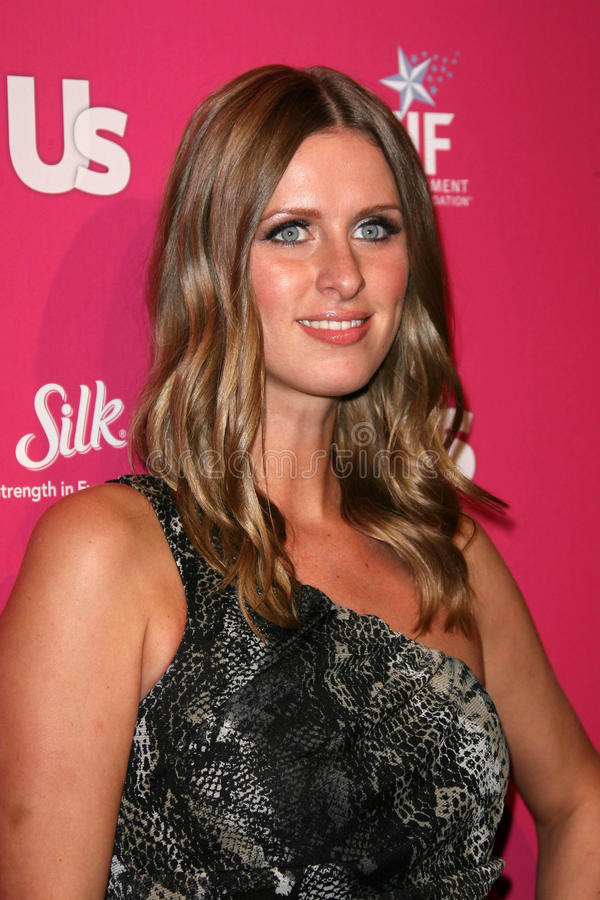 Download Nicky Hilton editorial photography. Image of weekly, hollywood - 26356897