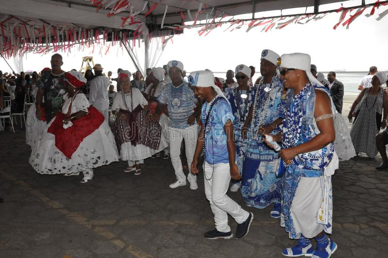 Nicodemus Party fotografia de stock royalty free