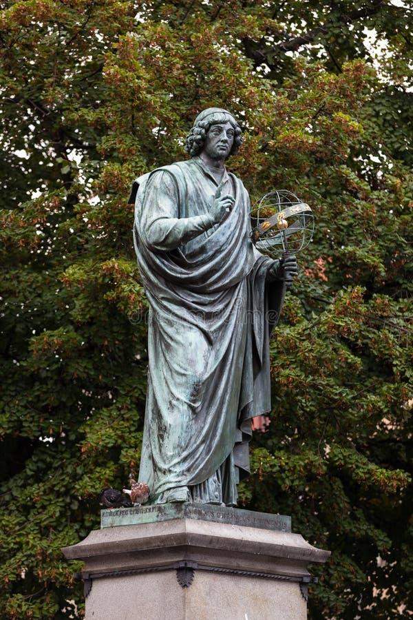 Nicolaus Copernicus imagem de stock