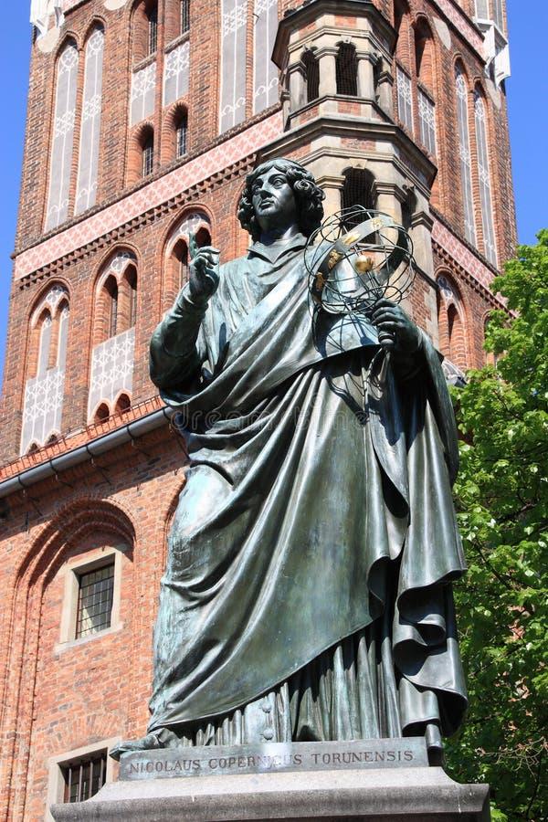 Nicolaus Copernicus fotografia de stock royalty free