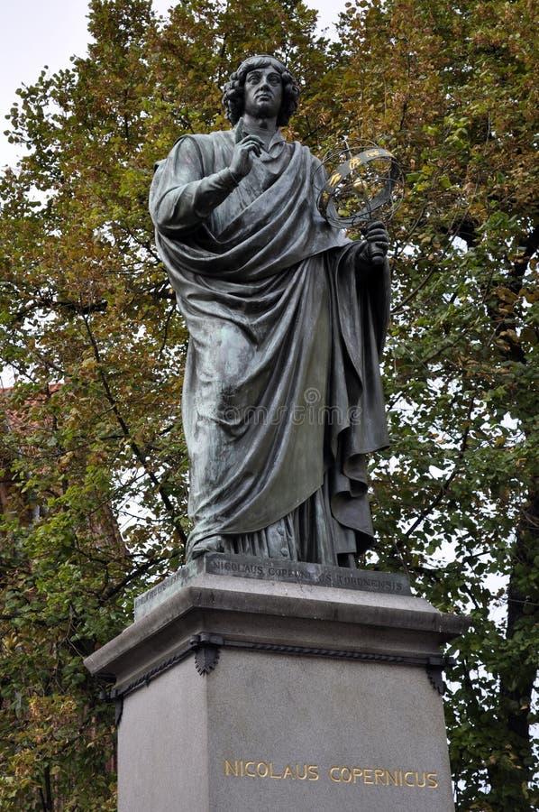 Nicolaus Copernicus. fotografia de stock
