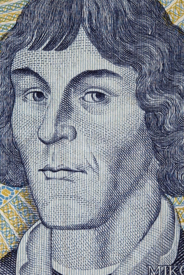 Free Nicolaus Copernicus, Astronomer Stock Image - 13337521