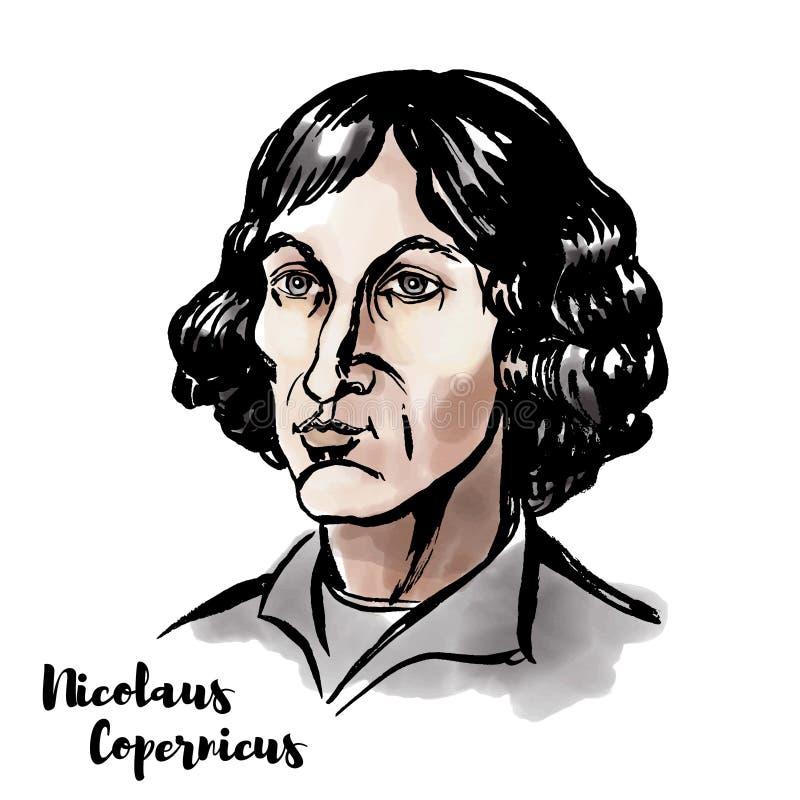 Free Nicolaus Copernicus Portrait Stock Image - 125361501