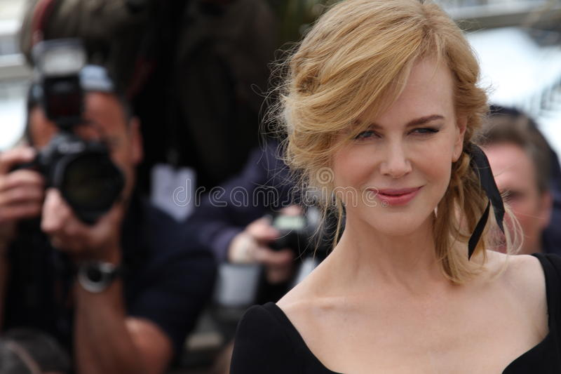 Nicole Kidman imagem de stock royalty free