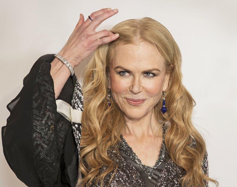 Nicole Kidman foto de archivo libre de regalías
