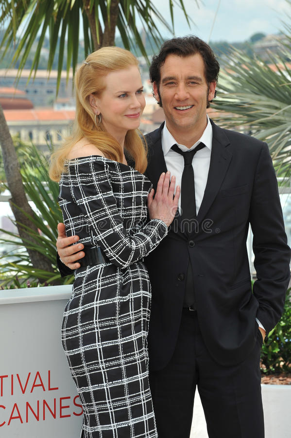 Download Nicole Kidman & Clive Owen editorial photography. Image of movie - 25275892