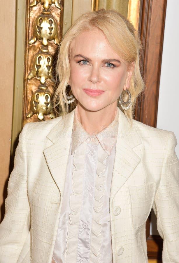 Nicole Kidman na premier de filme do ` do contratorpedeiro do ` no festival de cinema internacional 2018 de Toronto imagens de stock