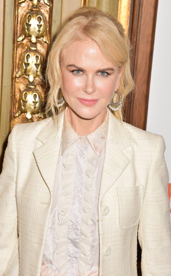 Nicole Kidman på filmpremiären av `-jagare` på Toronto den internationella filmfestivalen 2018 royaltyfri fotografi