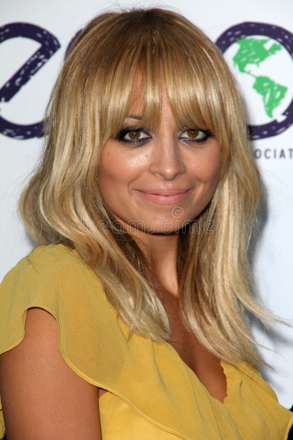 Nicole Richie royalty free stock images