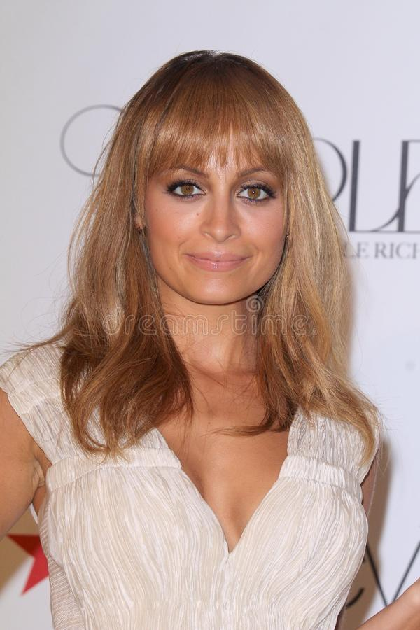 Download Nicole Richie editorial image. Image of 29, 12, fragrance - 26540255