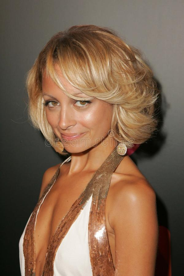 Download Nicole Richie editorial photography. Image of awards - 32585682