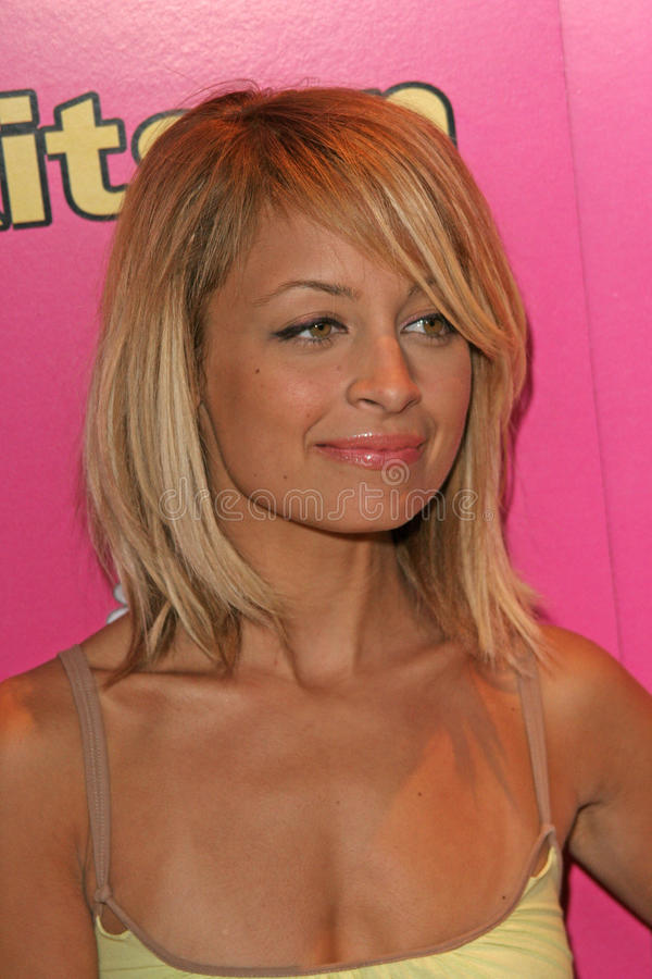 Download Nicole Richie editorial photography. Image of tweety - 32457107