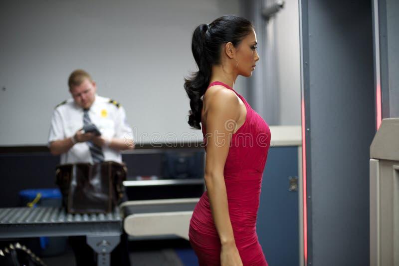 Nicole Scherzinger image libre de droits