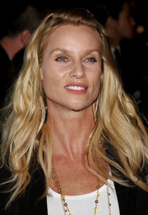 Nicollette Sheridan. BEVERLY HILLS, CALIFORNIA. Tuesday October 10, 2006. Nicolette Sheridan attends the World Premiere of `Running with Scissors` held at the stock photo