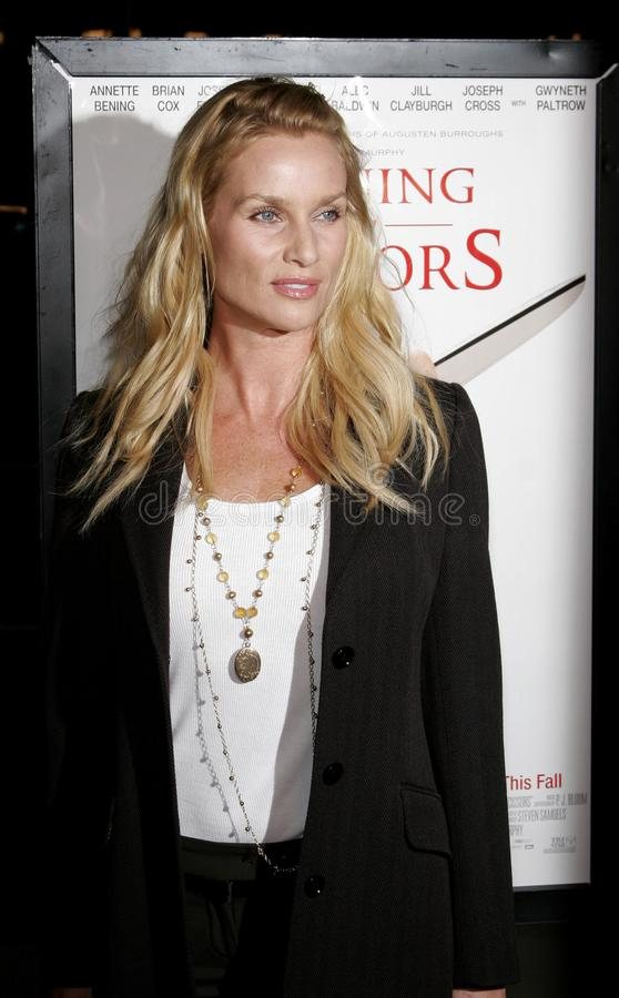 Nicollette Sheridan. BEVERLY HILLS, CALIFORNIA. Tuesday October 10, 2006. Nicolette Sheridan attends the World Premiere of `Running with Scissors` held at the stock photography