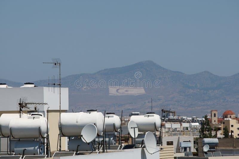 Nicosia, Chypre image stock
