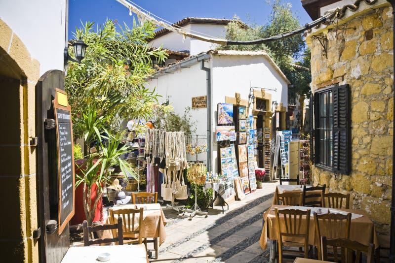 Nicosia, Cipro immagini stock libere da diritti
