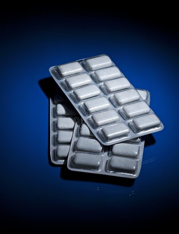 Free Nicotine Gum. Stock Photo - 11454190