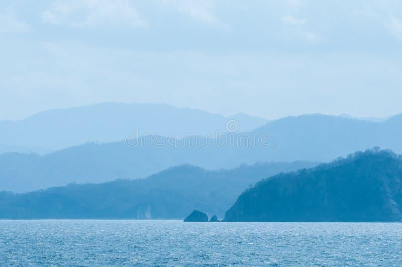 Nicoyaschiereiland, Costa Rica royalty-vrije stock afbeelding