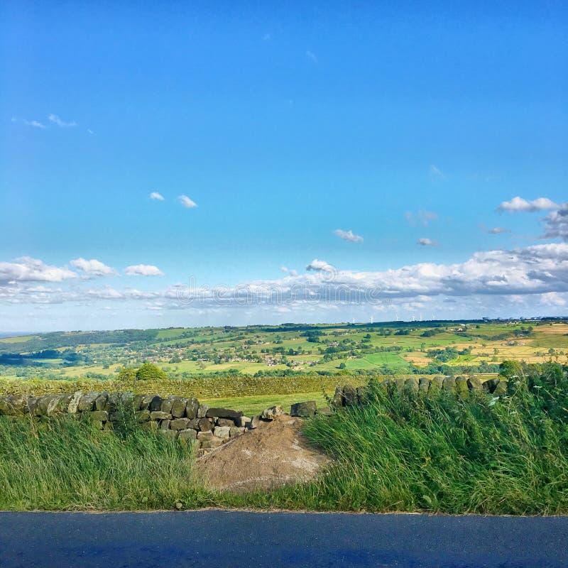 Download Nidderdale stockbild. Bild von landschaft, ansicht, bewirtschaften - 96928257