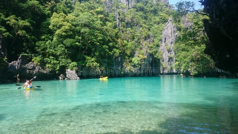 Nido EL, Palawan στοκ φωτογραφία με δικαίωμα ελεύθερης χρήσης
