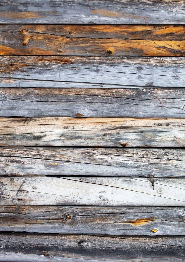 Nieżywa drewno ściana obrazy stock
