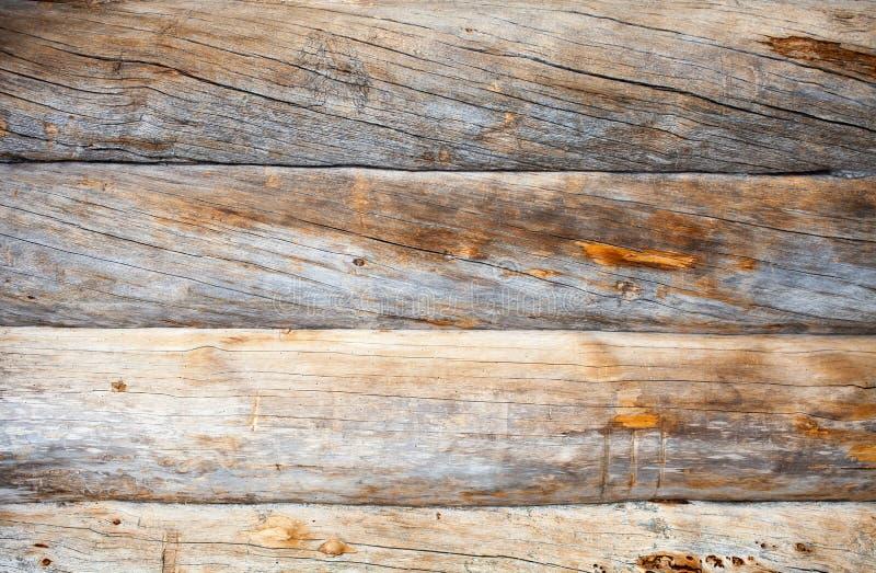 Nieżywa drewno ściana zdjęcie stock