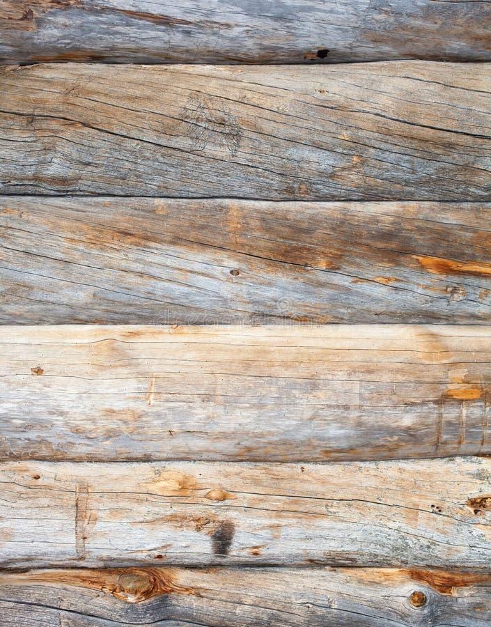 Nieżywa drewno ściana obraz stock
