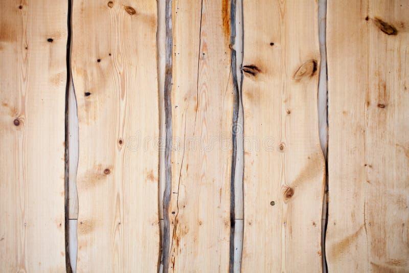 Nieżywa drewno ściana zdjęcia stock