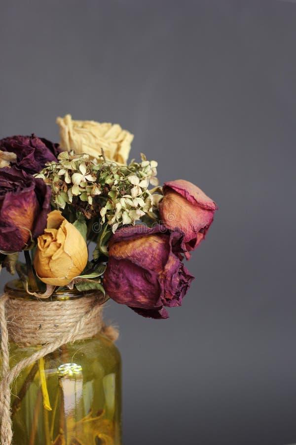 Nieżywi kwiaty obraz stock