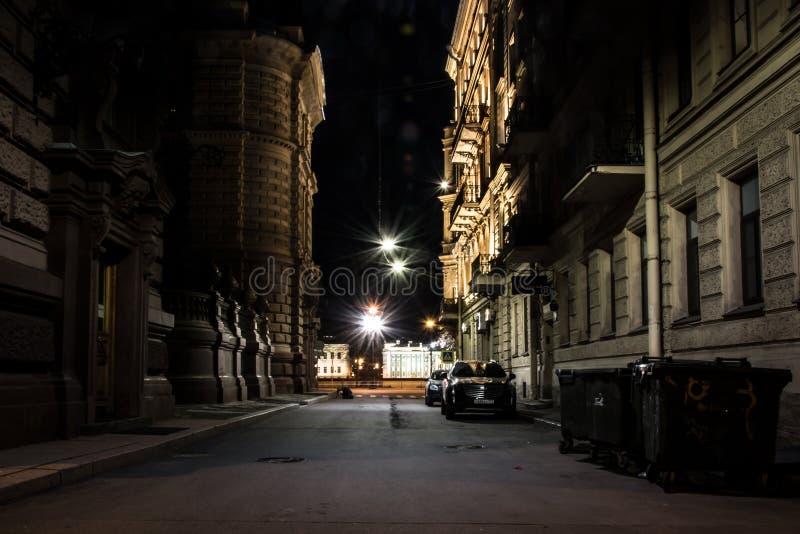 Nie przód St Petersburg zdjęcia royalty free