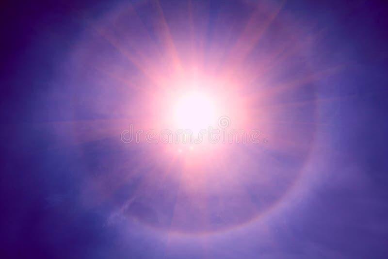 nieba światło słoneczne obrazy royalty free
