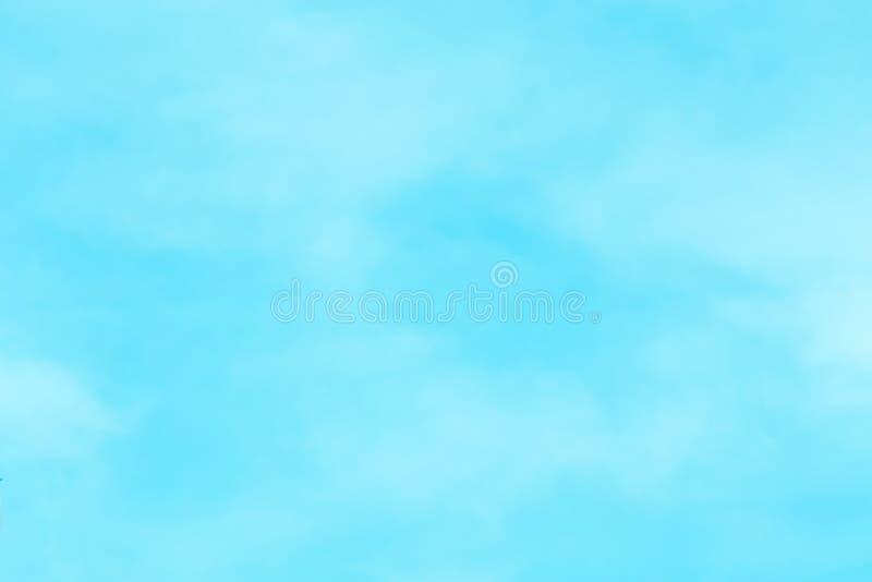 Nieba denny jaskrawy popołudnie zdjęcie royalty free