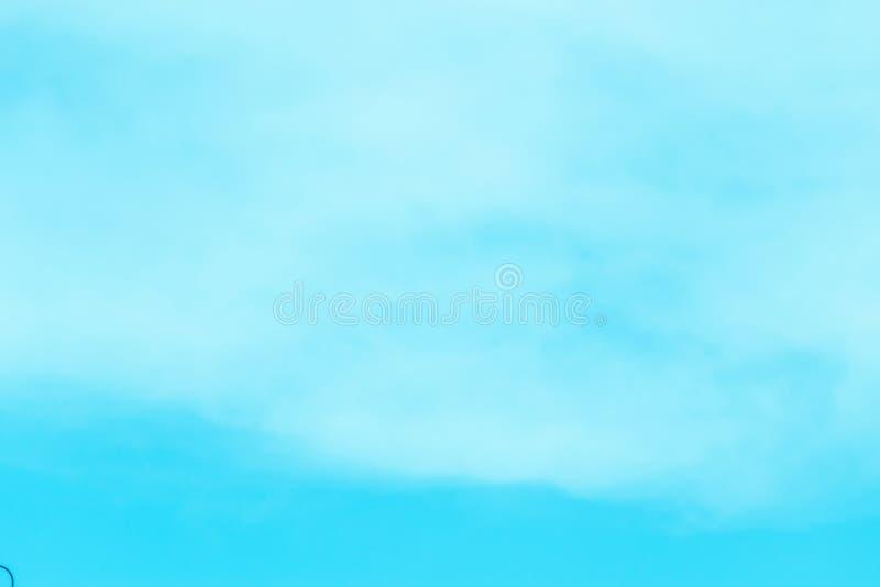 Nieba denny jaskrawy popołudnie obraz royalty free