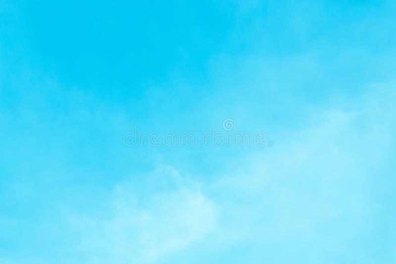 Nieba denny jaskrawy popołudnie zdjęcia royalty free