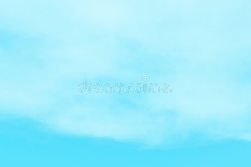 Nieba denny jaskrawy popołudnie zdjęcia stock