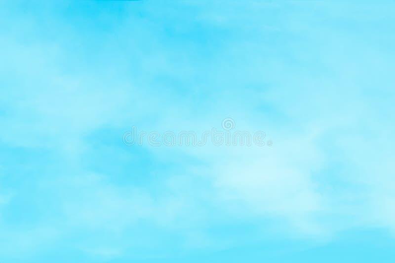 Nieba denny jaskrawy popołudnie obrazy stock
