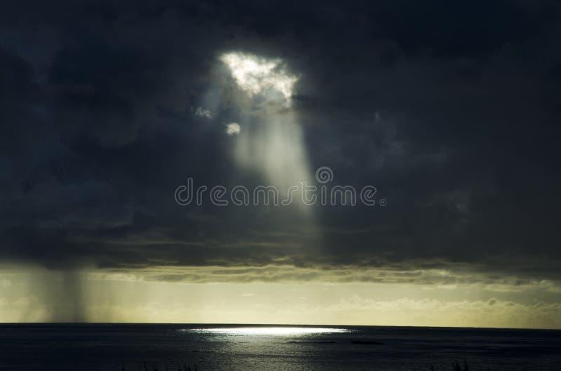 Nieba oko zdjęcie royalty free