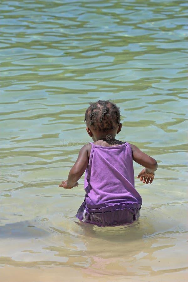 niebezpieczeństwo krawędź wody zdjęcie royalty free